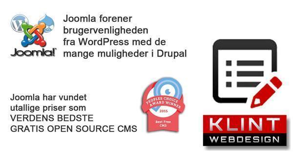 Joomla! vs WordPress vs Drupal
