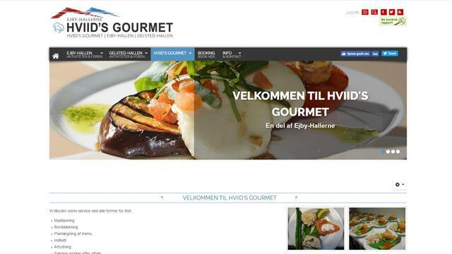 Reference Ejby-Hallerne - Hviid's Gourmet