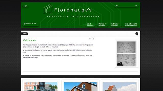 Fjordhauge's Arkitekt- og Ingeniørfirma