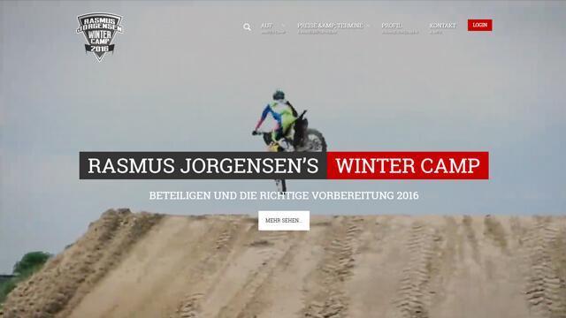 Rasmus Jorgensen - DE - Flersproget hjemmeside