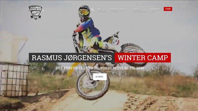 Reference - Rasmus K. Jørgensen - international hjemmeside